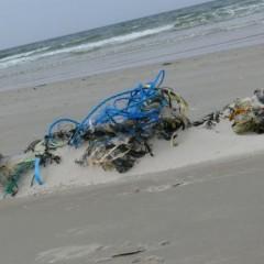 Umweltfreundlicher Urlaub: Die künstliche Insel aus Müll